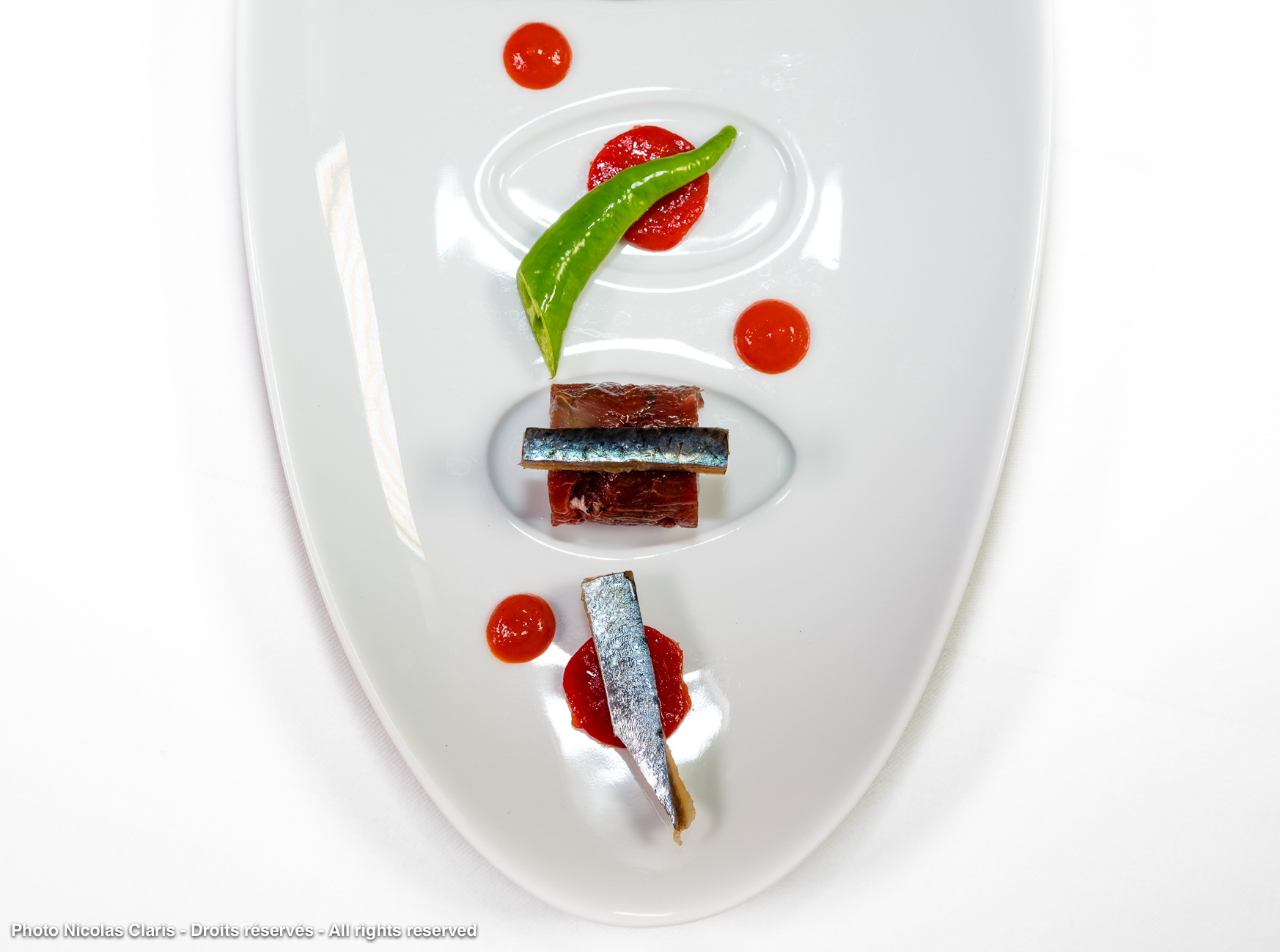 Chef Nicolas Magie * – 2