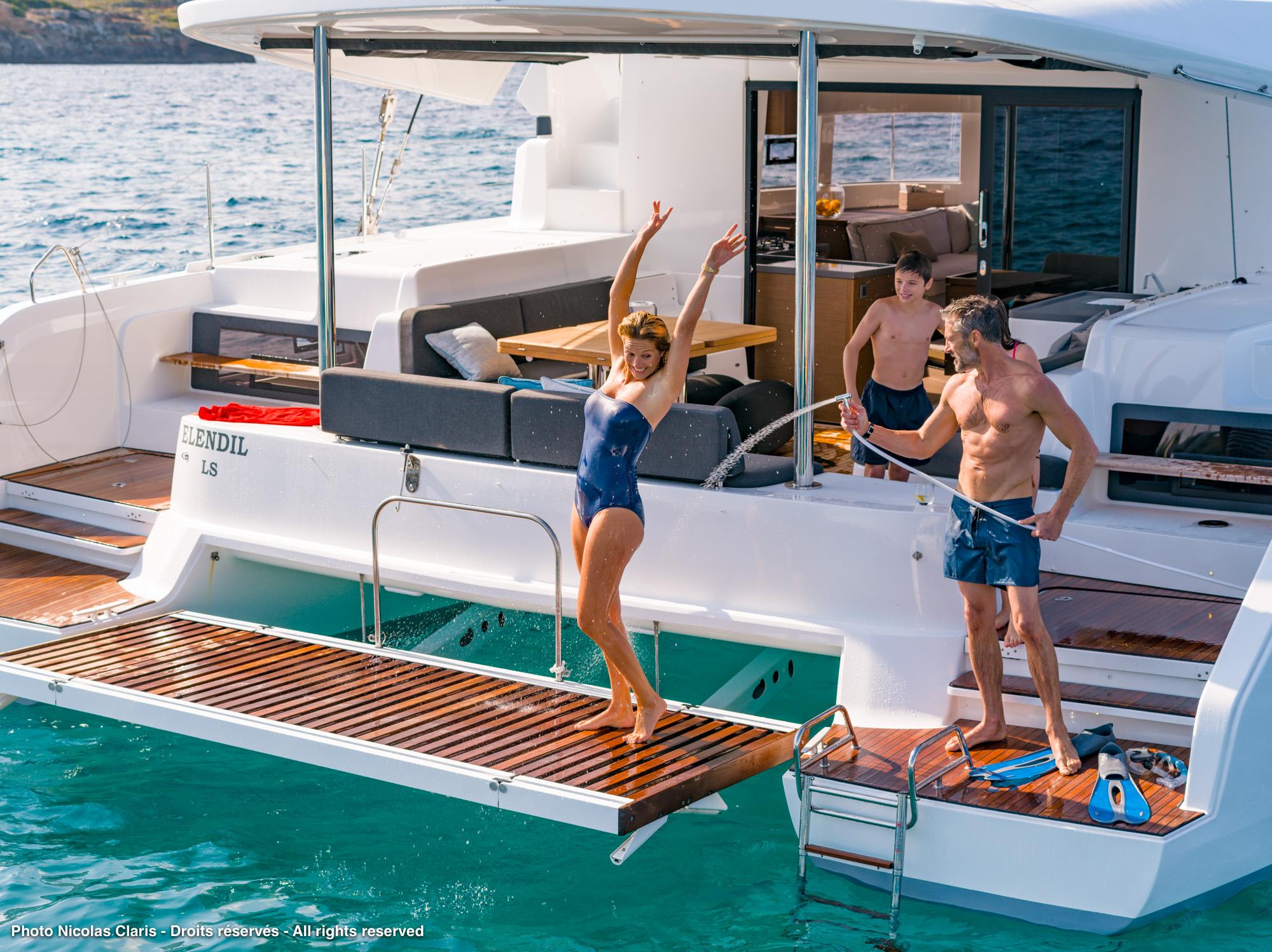 Lifestyle – On deck